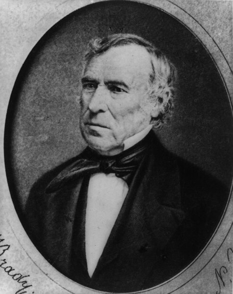 Zachary Taylor 12th U.S. President