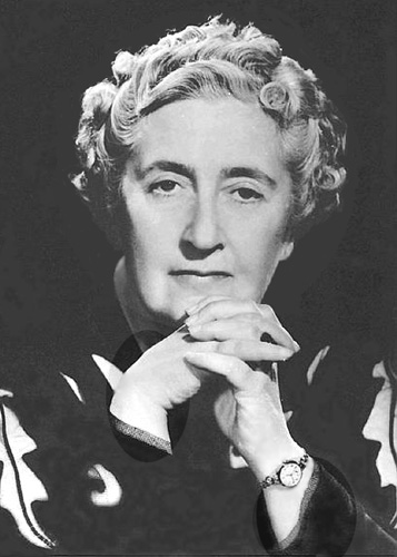 Agatha Christie British Mystery Writer
