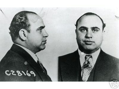 Al Capone American Gangster