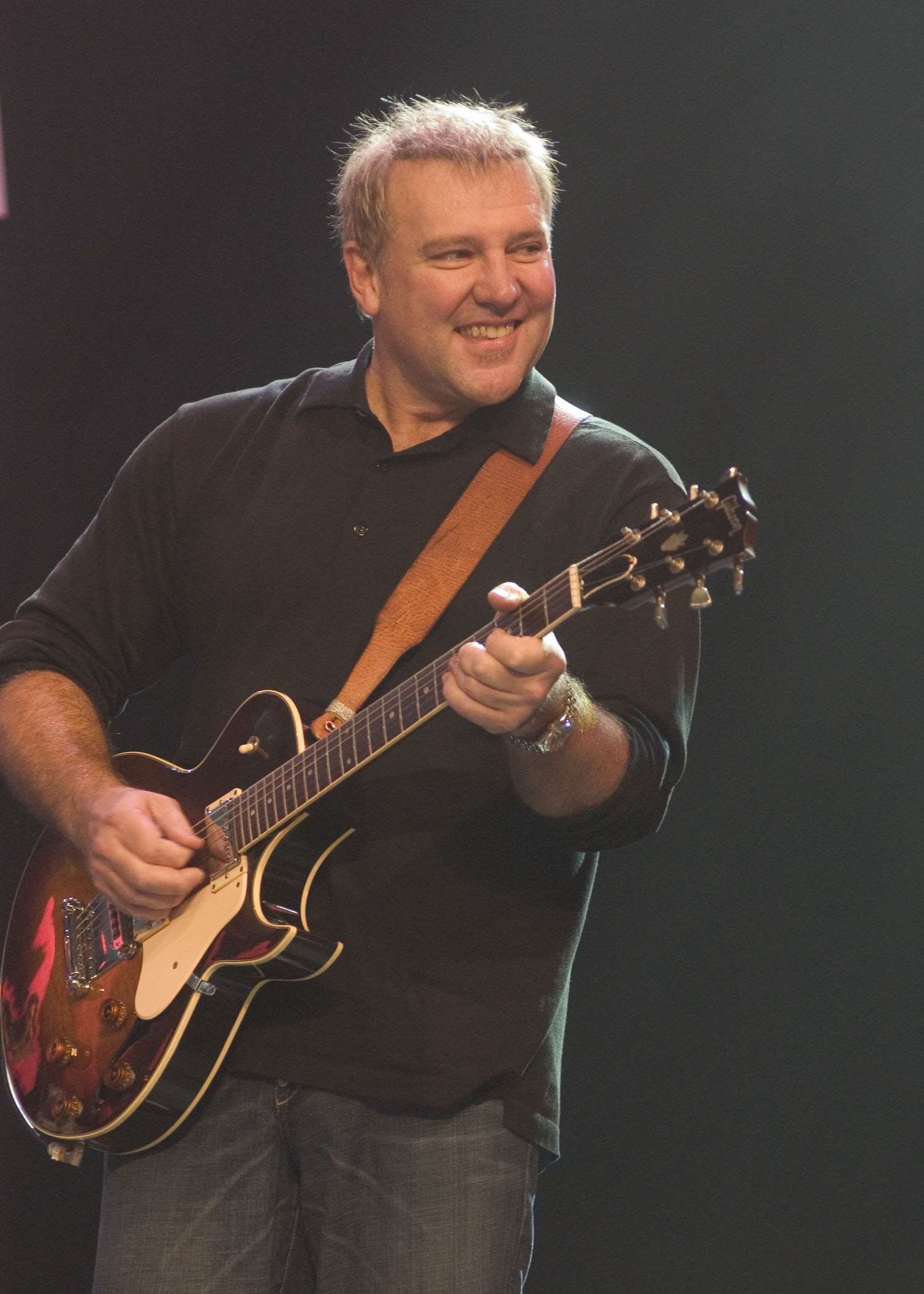 Alex Lifeson Rush Guitarist