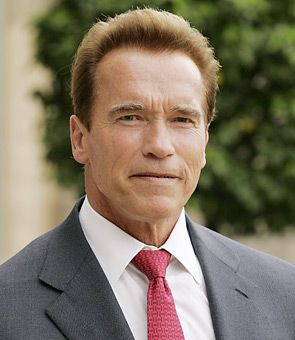 Arnold Schwarzenegger  Hollywood Big Man