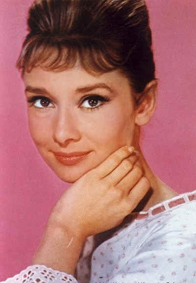 Audrey Hepburn Film Icon