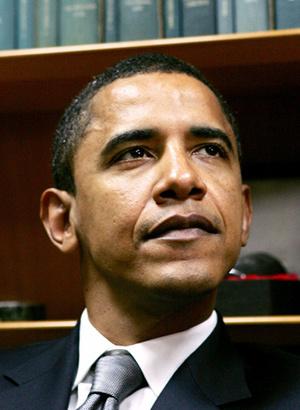Barack Obama First Black US President