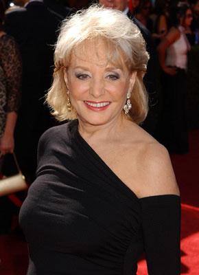 Barbara Walters Media Personality