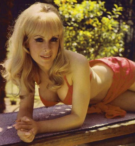Barbara Eden Lovely and Talented Actress