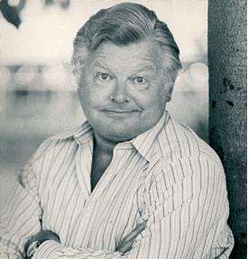 Benny Hill Prolific English Comic