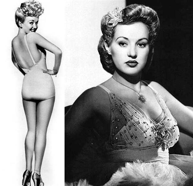 Betty Grable Trivia