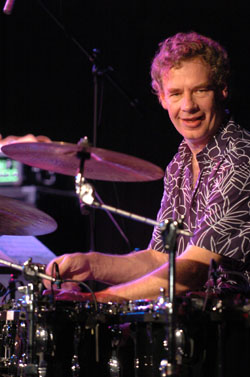 Bill Bruford Drummer Extraordinaire