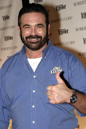 Billy Mays King of Pitch