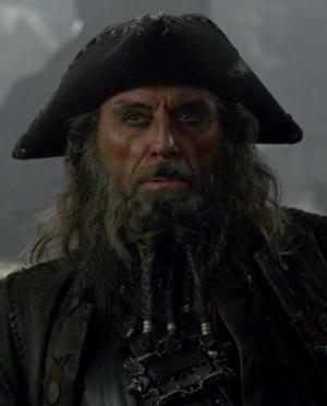 Blackbeard Notorious 18th Century Pirate