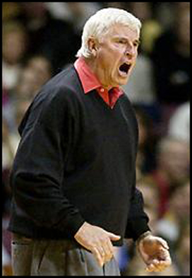 Bob Knight Controversial Coach