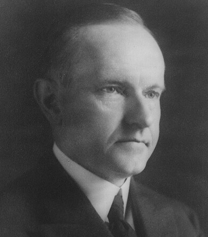 Calvin Coolidge 30th U.S. President