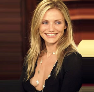 Cameron Diaz Movie Roles