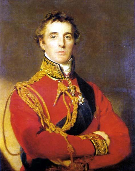 Duke of Wellington  The Iron Duke