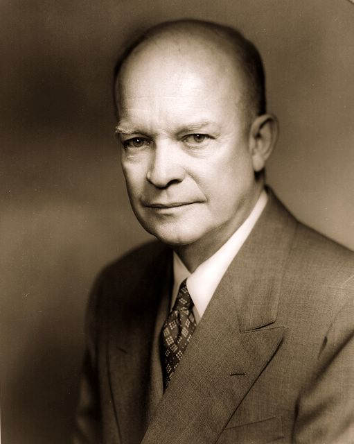 Dwight David Eisenhower 34th U.S. President