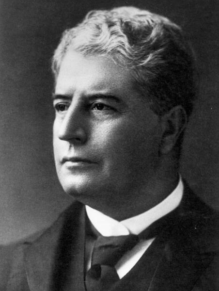 Edmund Barton 1st Australian Prime Minister