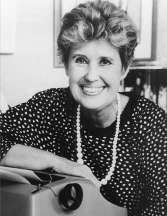 Erma Bombeck A Very Funny Lady