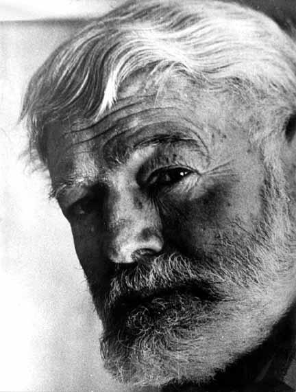 Ernest Hemingway  Muscular Writer