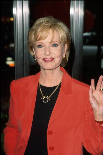 Florence Henderson Great Actress Great Voice