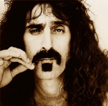 Frank Zappa American Musican and Composer