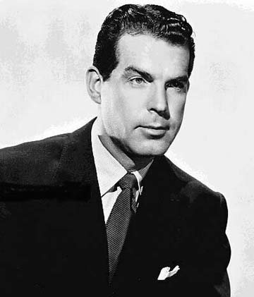 Fred MacMurray Versatile Actor