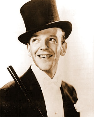 Fred Astaire Dance and Screen Legend
