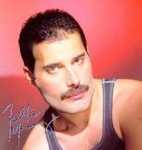 Freddie Mercury Queens Leader