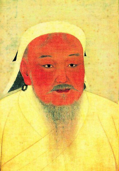 Genghis Khan  Mongol Warrior