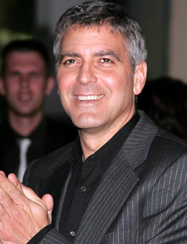 George Clooney  Debonaire Star