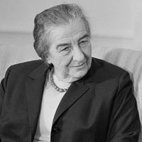 Golda Meir  Mother of Modern Israel