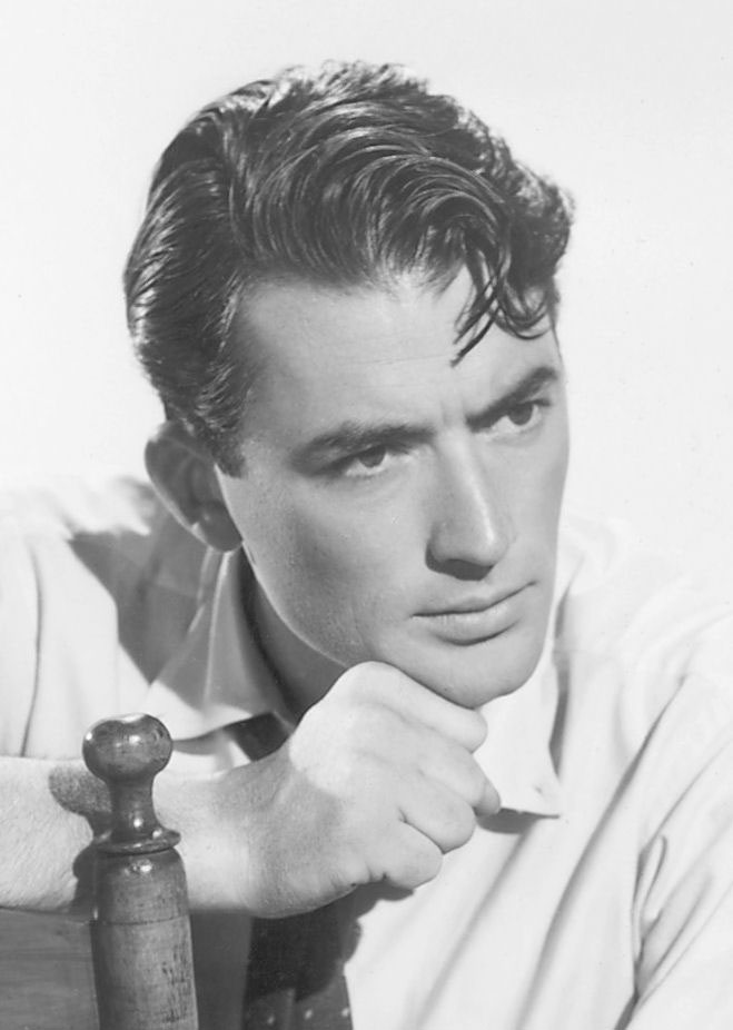 Gregory Peck Acting Legend