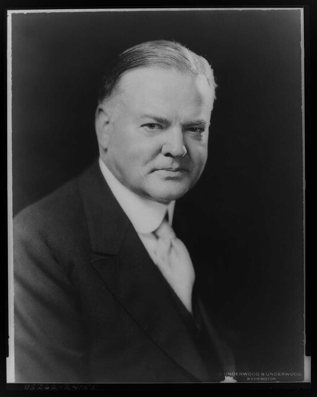 Herbert Hoover 31st U.S. President