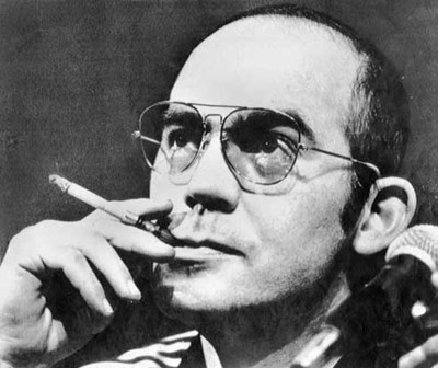 Hunter S Thompson Gonzo Reporter