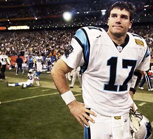 Jake Delhomme  NFL Quarterback