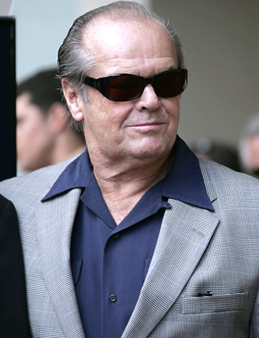 Jack Nicholson His Movie Roles
