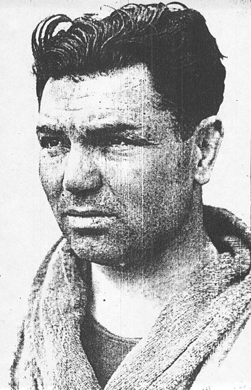 Jack Dempsey Boxing Legend