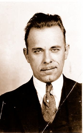 John Dillinger Glorified Criminal