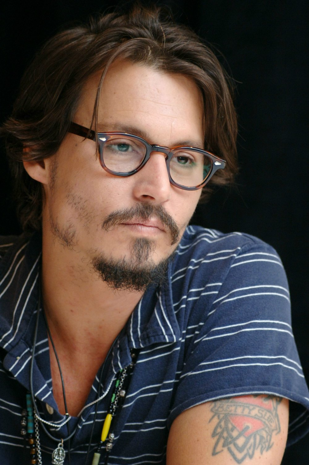 Johnny Depp Talented Actor