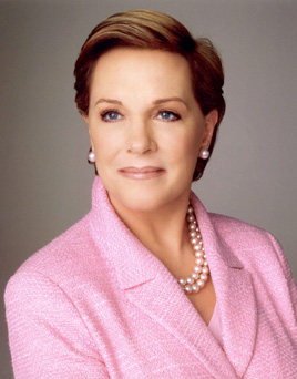 Julie Andrews Respected  Versatile Actress