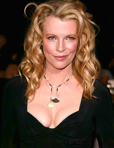 Kim Basinger Actress Fashion Model
