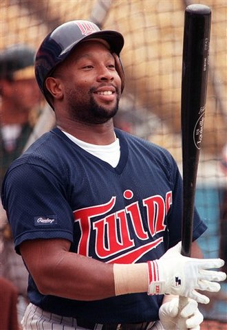 Kirby Puckett Baseballs Nice Guy