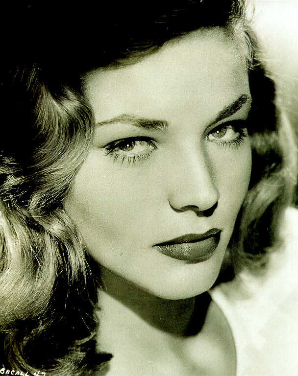 Lauren Bacall Legendary Actress