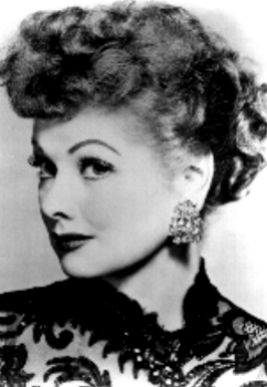 Lucille Ball Americas Favorite Red Head