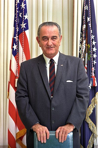 Lyndon B. Johnson 36th U.S President