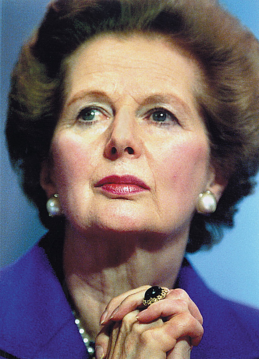 Margaret Thatcher  The Lady Who Was Not for Turning
