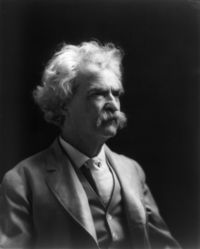 Mark Twain Greatest American Humorist