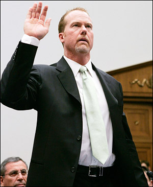 Mark McGwire Facts