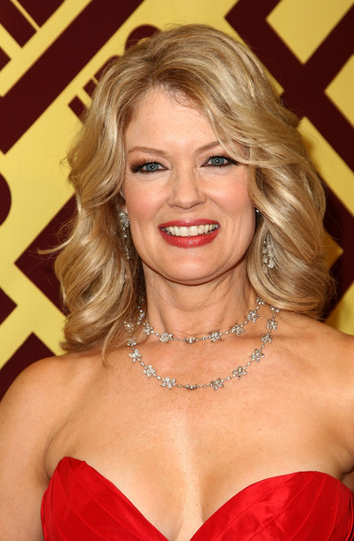 Mary Hart Well Known TV Personality