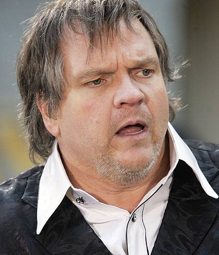 Meat Loaf Rock Musician and Actor