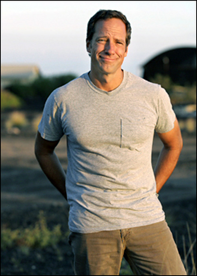 Mike Rowe Host of Dirty Jobs